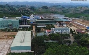 Khảo sát địa chất tại Sơn La - Dự án xây dựng bể chứa mật nhà máy đường Sơn La tại Thị trấn Hát Lót, huyện Mai Sơn, tỉnh Sơn La