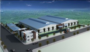 Khảo sát địa chất tại Hà Nội - Dự án nhà máy sản xuất thuốc PI Pharma tại Quốc Oai, Hà Nội.