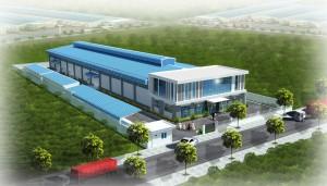 Khảo sát địa chất tại Yên Mỹ, Hưng Yên - Dự án Nhà máy sản xuất Vaccine GV