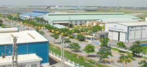 Khảo sát địa chất tại Yên Mỹ, Hưng Yên - Công trình dự án nhà máy nhuộm Hà Nội - CN Hưng Yên