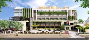 Khảo sát địa chất tại Đồng Tháp - Dự án Khách sạn cao cấp 20 tầng TP Sa Đéc, tỉnh Đồng Tháp