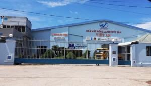 Khảo sát địa chất tại Long Xuyên, An Giang - Dự án Nhà máy Thủy Sản Việt An