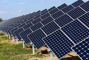 Khảo sát địa chất Nhà máy điện mặt trời Sao Mai 210MW- Tịnh Biên, An Giang