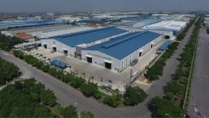 Khảo sát địa chất tại Văn Giang - Hưng Yên, Dự án nhà máy sản xuất, kinh doanh tổng hợp Nhật Quang
